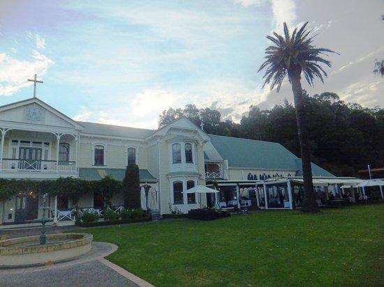 Mission Restaurant: Mission Estate Restaurant