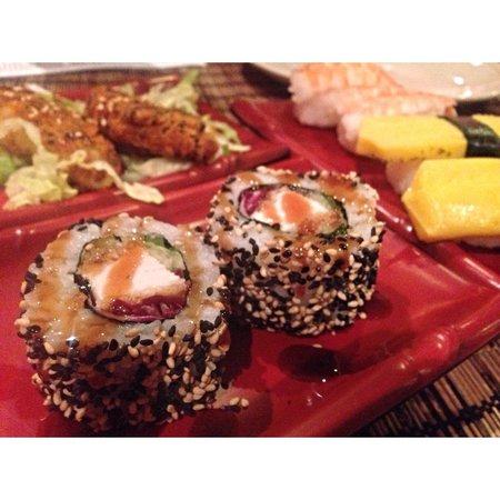 Miso: Those sushi hmmm