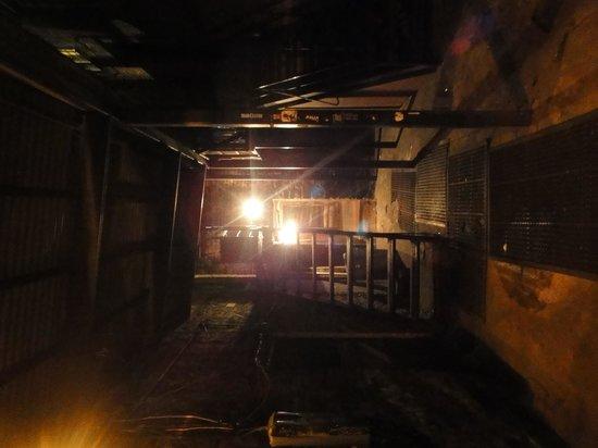 The Back Room: entrada 1