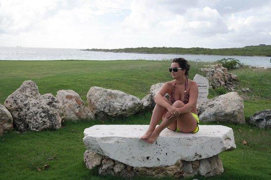 Santa Barbara Beach & Golf Resort, Curacao : Прогулка по периметру