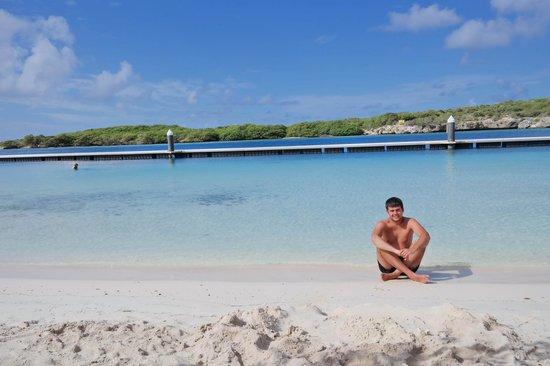 Santa Barbara Beach & Golf Resort, Curacao : Пляж