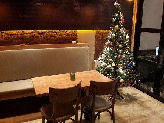 Fedora Bistro : Merry Chiristmas !