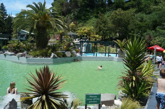 Taupo DeBretts Spa Resort: Beautiful