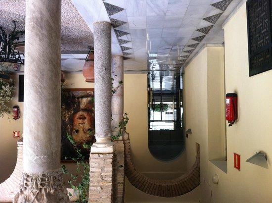 NH Collection Amistad Córdoba: Sala relax