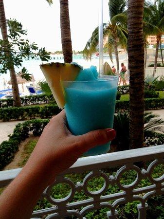 Hotel Riu Cancun: Blue Lagoon
