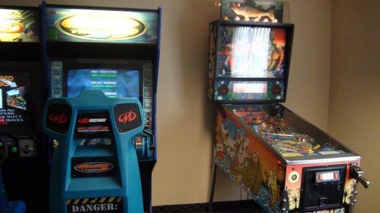 Baymont Inn & Suites Mason: Game Room