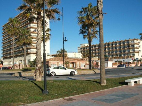 ClubHotel Riu Costa del Sol: Hotel Belplaya