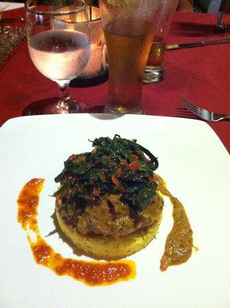 Art Cafe Sanur: Beef Rendang