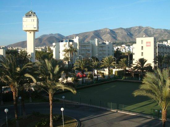 ClubHotel Riu Costa del Sol: view from balcony