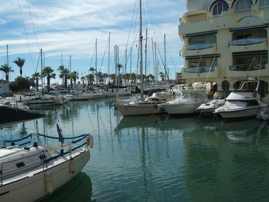 ClubHotel Riu Costa del Sol: Benalmadena marina