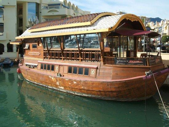 ClubHotel Riu Costa del Sol: marina