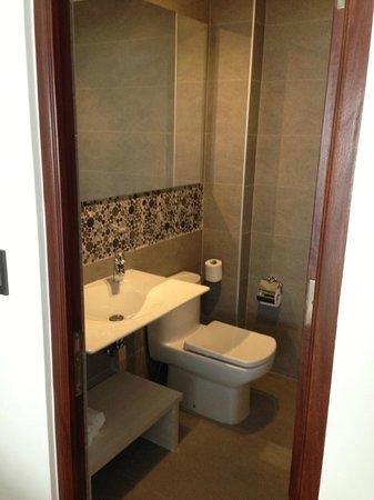 Hotel Aruma: Baño Aruma