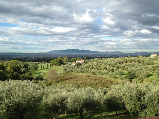 Agriturismo Casa Vacanze Belvedere Pozzuolo: View from suites