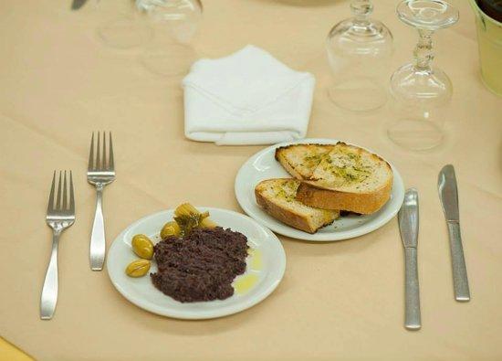 Taverna Ambrosia: Olive
