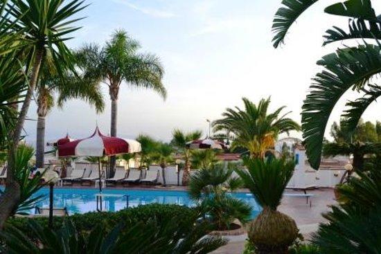Hotel Baia del Capo: esterno
