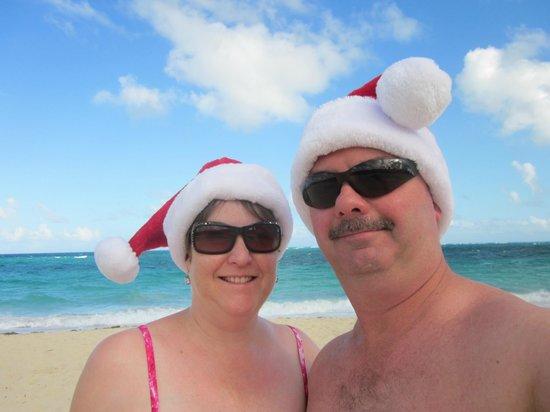 sol rio de luna y mares christmas on the beach