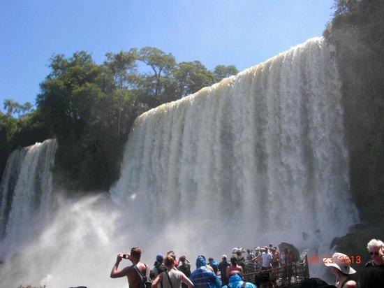 Iguazu Falls : Iguaszu Falls, Argentina