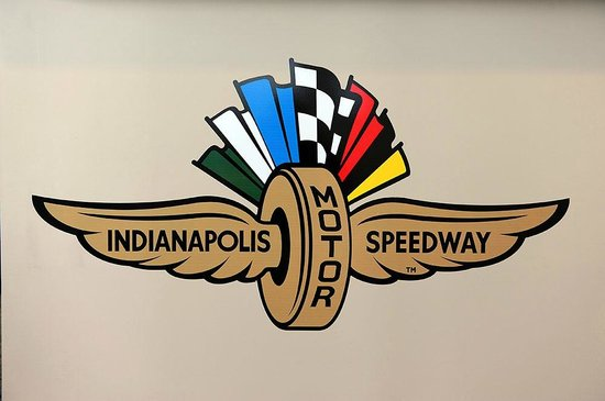 Indianapolis Motor Speedway Museum: A recognizable logo!