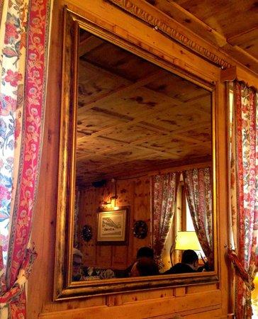 Hotel Alpina: Sala Pranzo