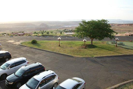 Quality Inn at Lake Powell : Aussicht auf den Lake Powell