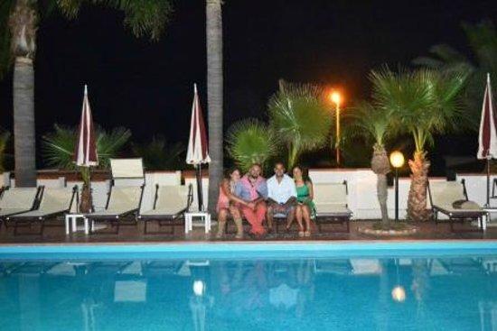 Hotel Baia del Capo: testimonial ;)