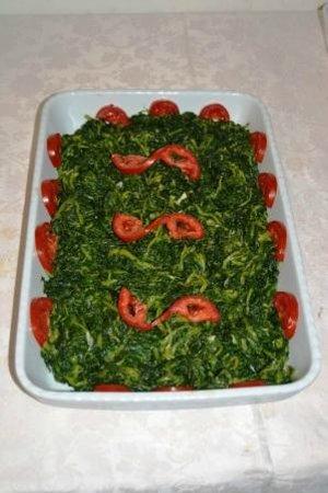 Hotel Baia del Capo: buffet verdure