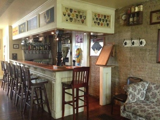 Garryowen Irish Pub: Our beautiful upstairs bar, The GO Too.  Open weekends and available for private party rentals!