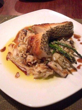 Crestmont Inn : Chilean Seabass