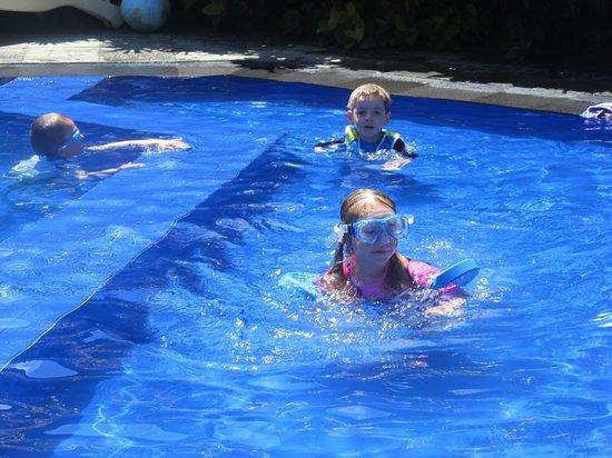 Ari Putri Hotel : shallow pool for littlies