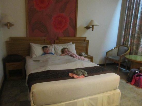 Ari Putri Hotel : clean rooms