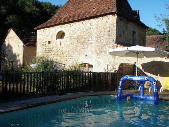 La Licorne : piscine