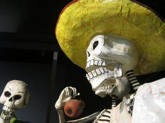 Museo de Arte Popular: Celebrating the Day of the Dead