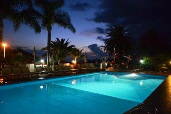 Hotel Baia del Capo: notte