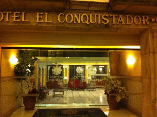 Eurostars Conquistador: Ingresso