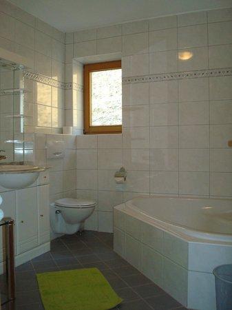 Steglacher Hof: Badezimmer