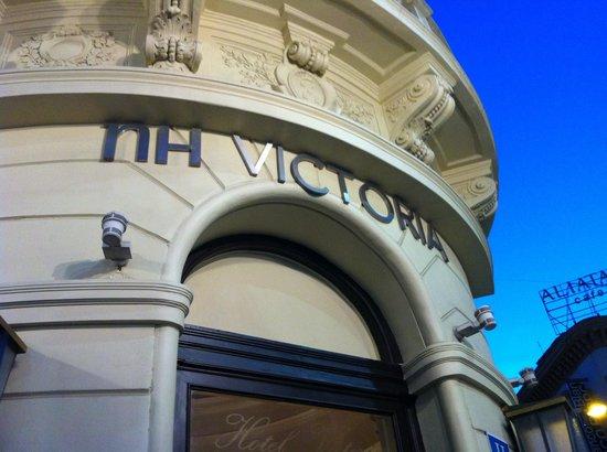 NH Collection Granada Victoria: Ingresso