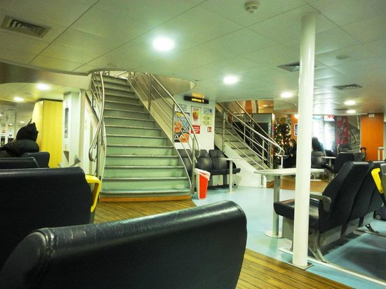 Thon Hotel Vika Atrium : Ferry Boat - Oslo, Norway