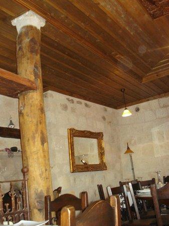 Sultan Cave Suites: Restaurante