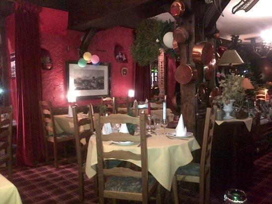Restaurant le marie stuart la roche sur yon restaurant - Restaurant la table la roche sur yon ...