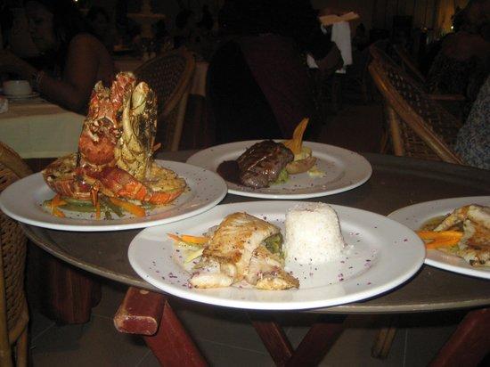 TRS Turquesa Hotel: restaurant a la cart