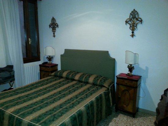 Palazzo Schiavoni: Camera da letto
