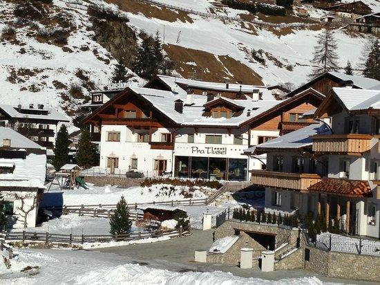 Hotel Pra Tlusel: Hotel