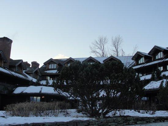 Trapp Family Lodge : Trapp Family Resort