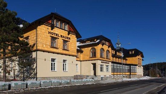 Hotel Bauer Bewertungen Fotos Preisvergleich Stare Hamry