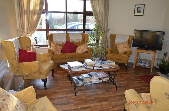 Slidala Bed & Breakfast : Комната для отдыха
