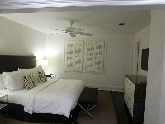 Melrose Mansion : Bedroom