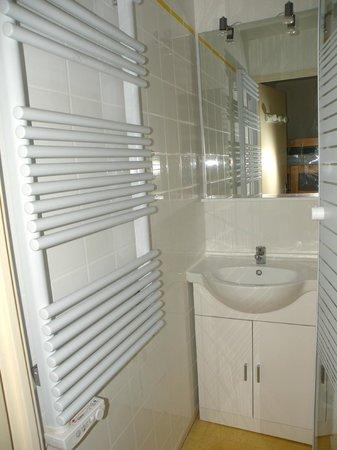 Residence Vacantel Andromede : salle de bain