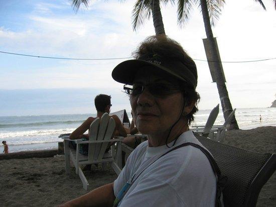 Villas Rio Mar : Playa Diminical.