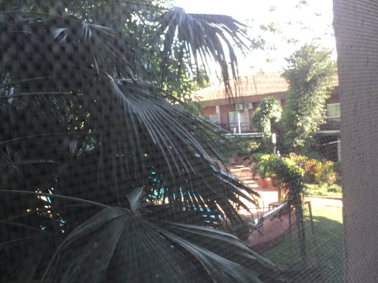 Hotel Saint George: vista desde el primer piso