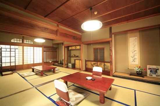 Yudanaka Seifuso: Dining